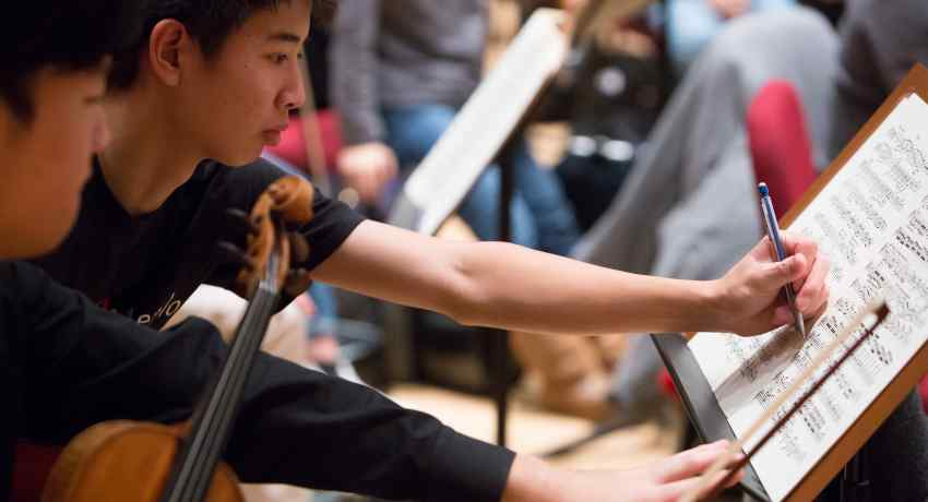 Summer Performing Arts Programme With Juilliard